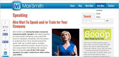 3)マリ・スミス氏が実践するソートリーダーシップ「スピーチ戦略」