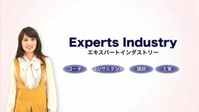 """次号予告 """"Experts Industry"""""""